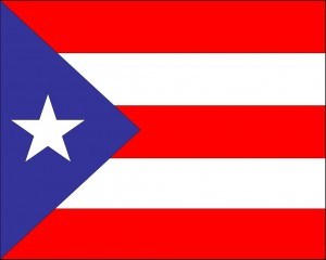 Puerto Rican Flag-The Source