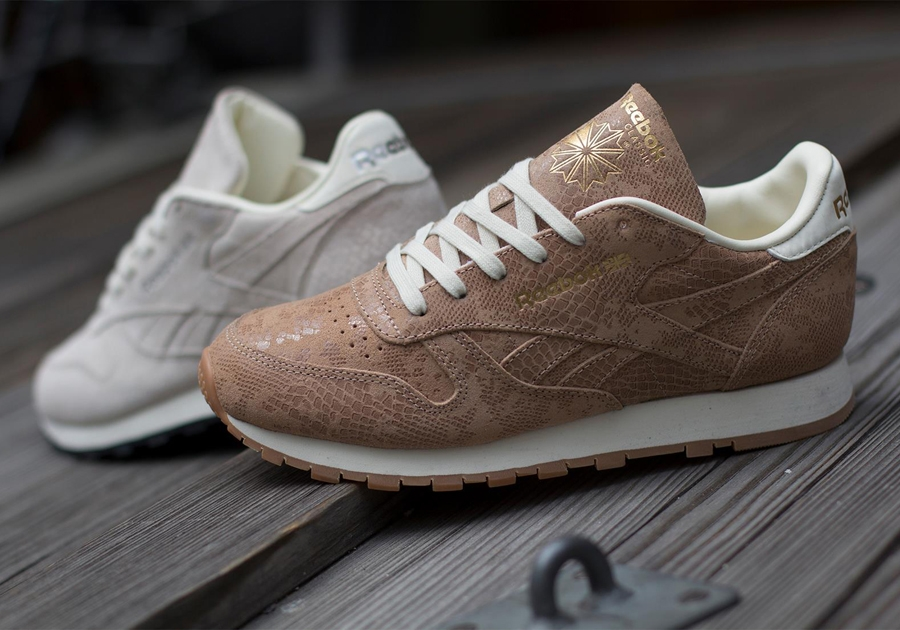 Sneaker Of The Day  Reebok Classic Leather