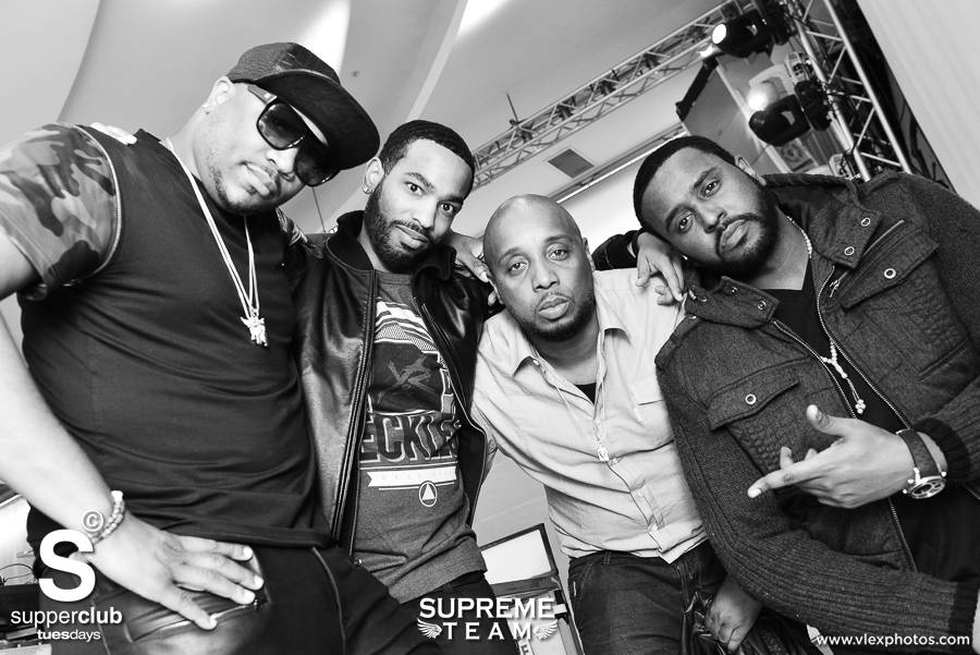 Supperclub Supreme Team