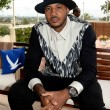 Carmelo Anthony Kehinde Wiley Dinner Hosted by GREY GOOSE at Sunset Tower