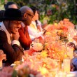 Carmelo Anthony L at Carmelo Anthony Kehinde Wiley Dinner Hosted by GREY GOOSE