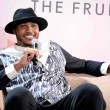 Carmelo Anthony at Carmelo Anthony Kehinde Wiley Dinner Hosted by GREY GOOSE