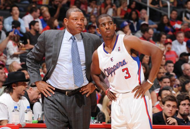 Doc Rivers Chris Paul