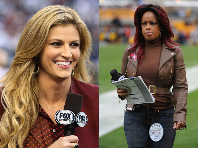 The Source  Erin Andrews Replacing Pam Oliver as FOX's NFL Sideline Reporter
