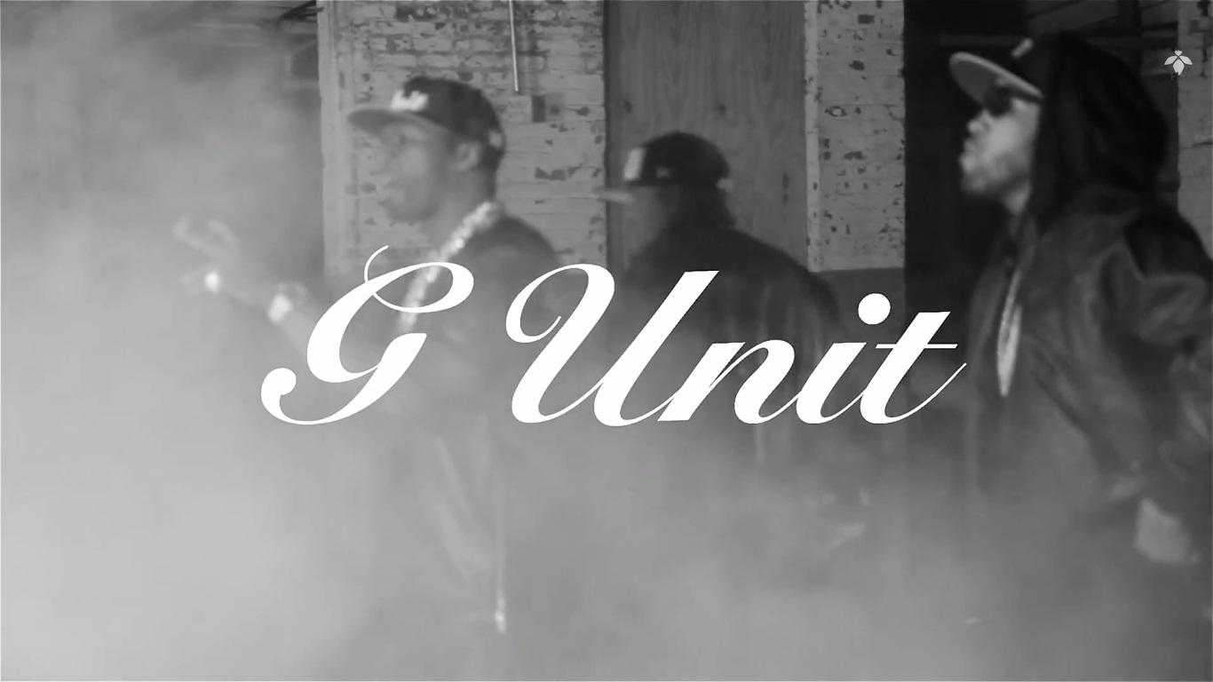 G Unit Nah Im Talkin Bout In Studio