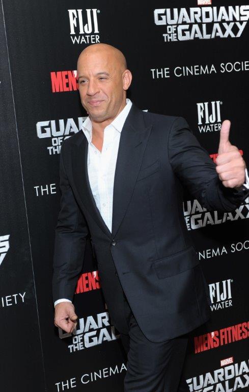 GoG Vin Diesel