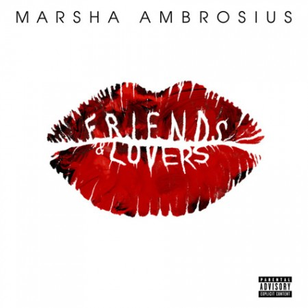 Marsha Ambrosius friends and & lovers album stream download