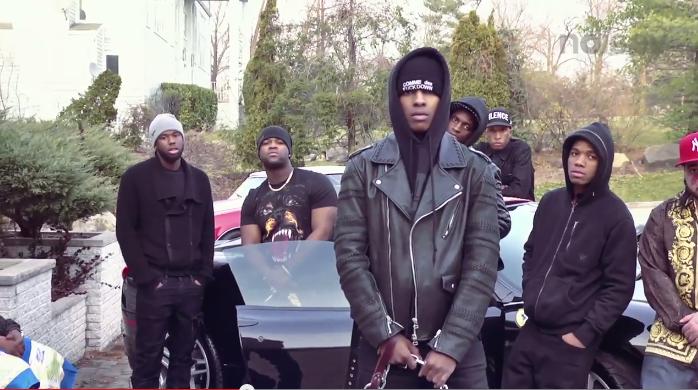 A$AP Rocky ASAP Rocky A$AP Mob Asap Mob documentary SVDDXNLY trailer suddenly vice noisey