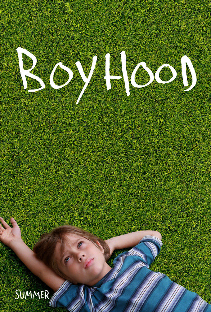 boyhood teaser poster