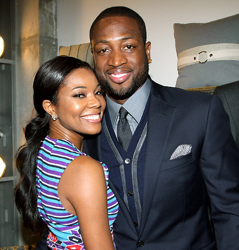 No Cameras Or Cell Phones Allowed At Gabrielle Union & Dwayne Wade's Wedding