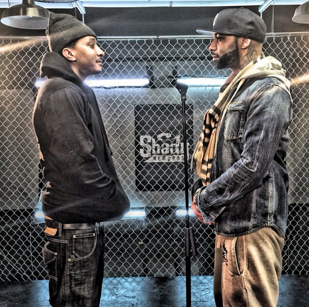 eminem battle hollow da don total slaughter 2 joe budden won