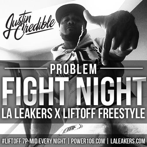 problem fight night freestyle