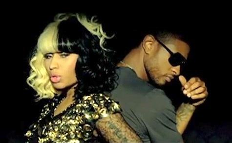 Usher She came to give it to you nicki minaj pharrell new song stream download soundcloud audio mack