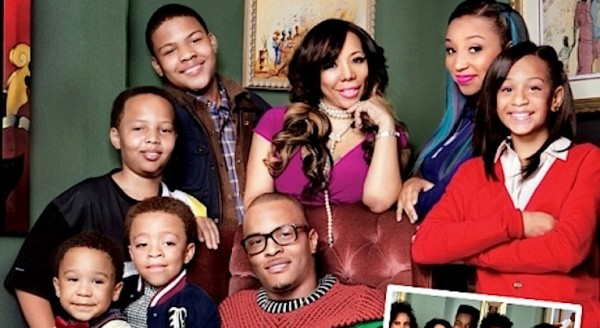 T.I. Shoots Down Report of Return of the 'Family Hustle' Reality Show