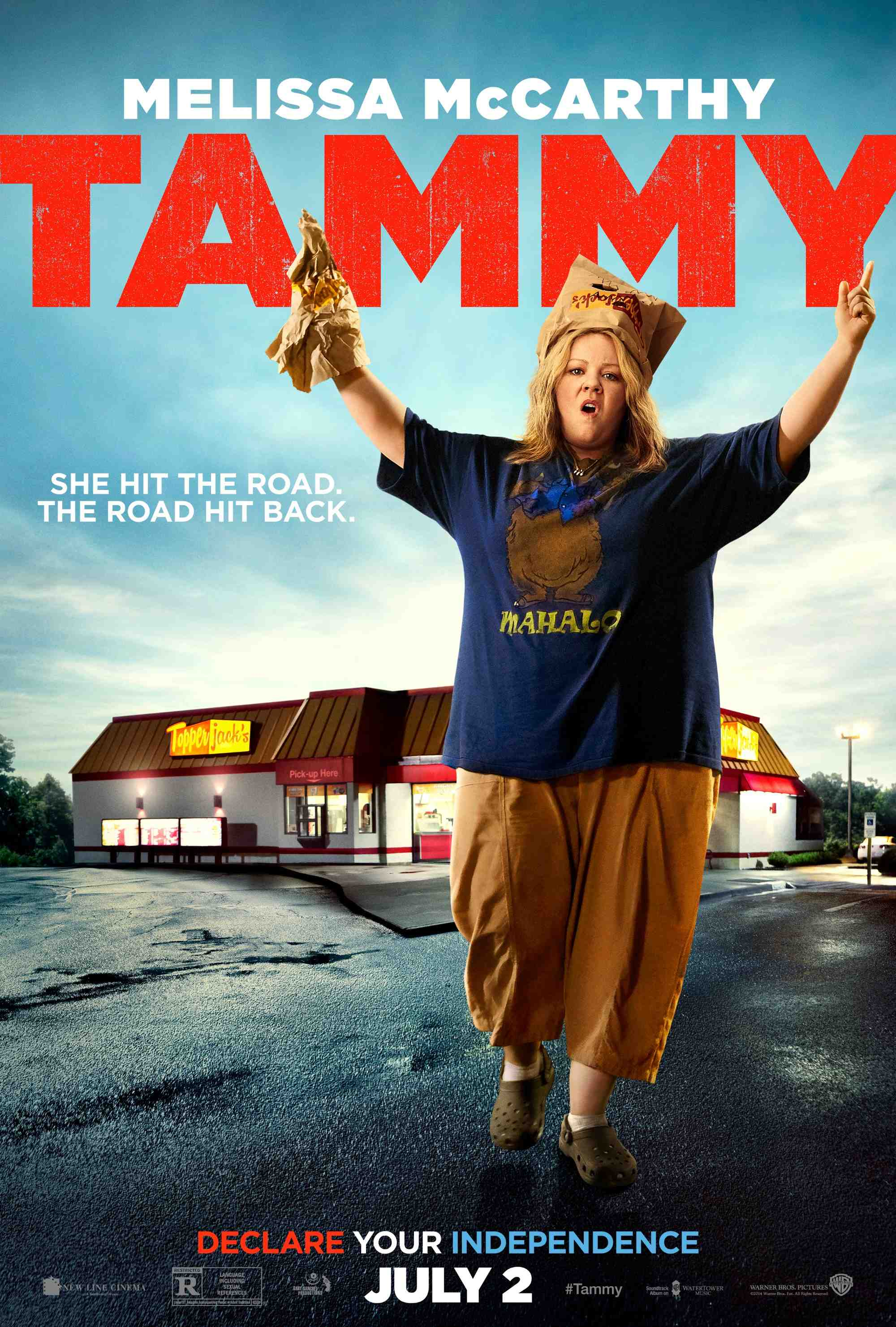 Film Review: 'Tammy' Is A Hilarious Road Trip Movie | The ...