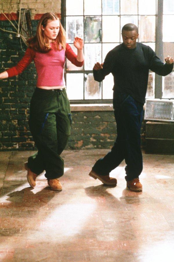 За мной последний танец 2001