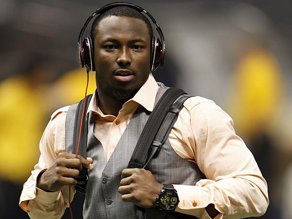 Lesean McCoy-The Source