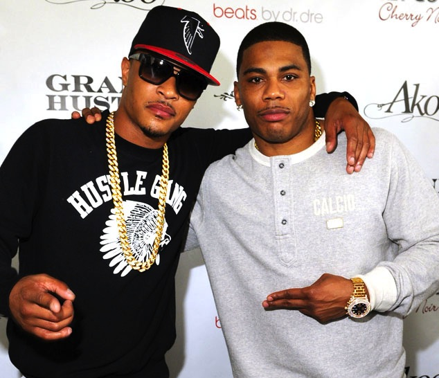 T.I And Nelly Responds To Protests In Ferguson