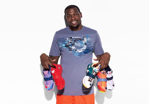 Durant sneakers