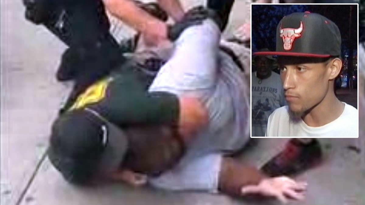 Eric Garner Ramsey Orta Inset