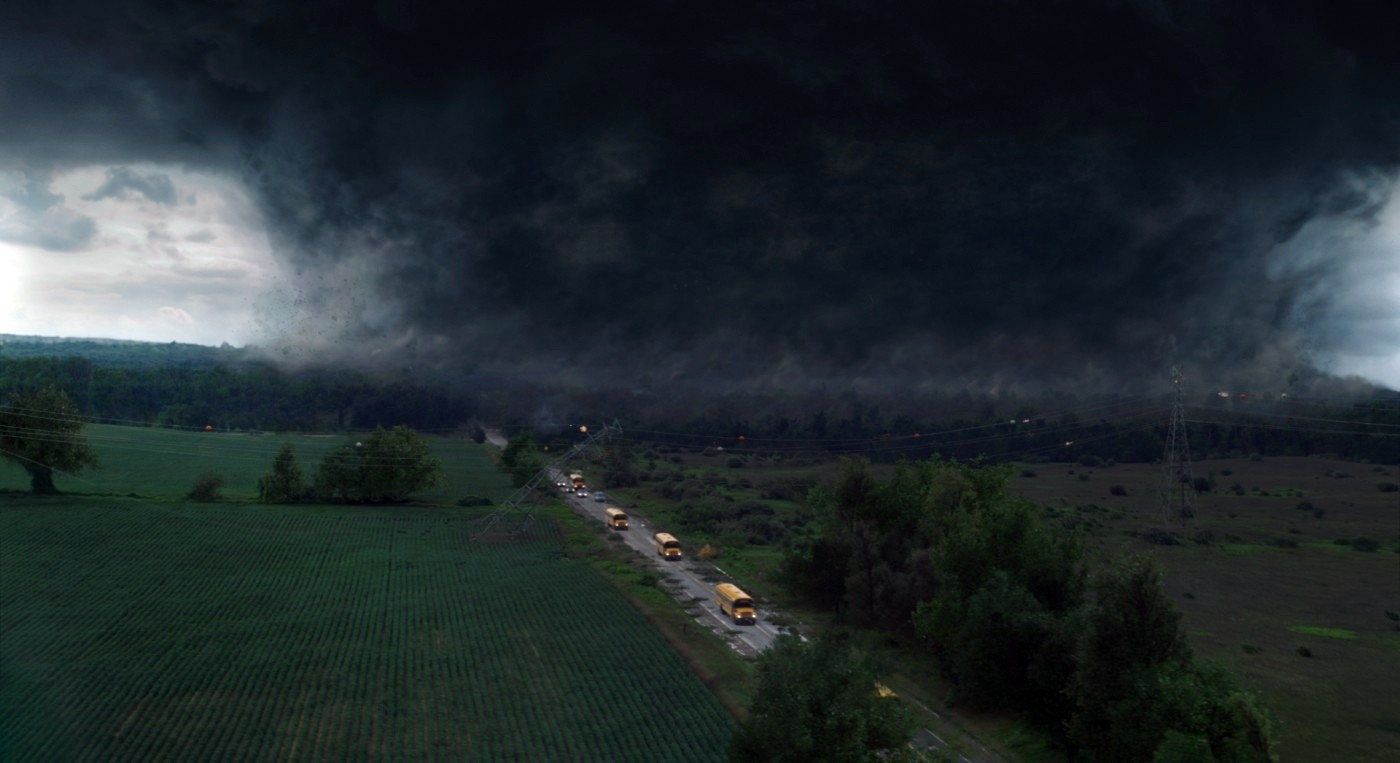 Into The Storm Silver Screen header