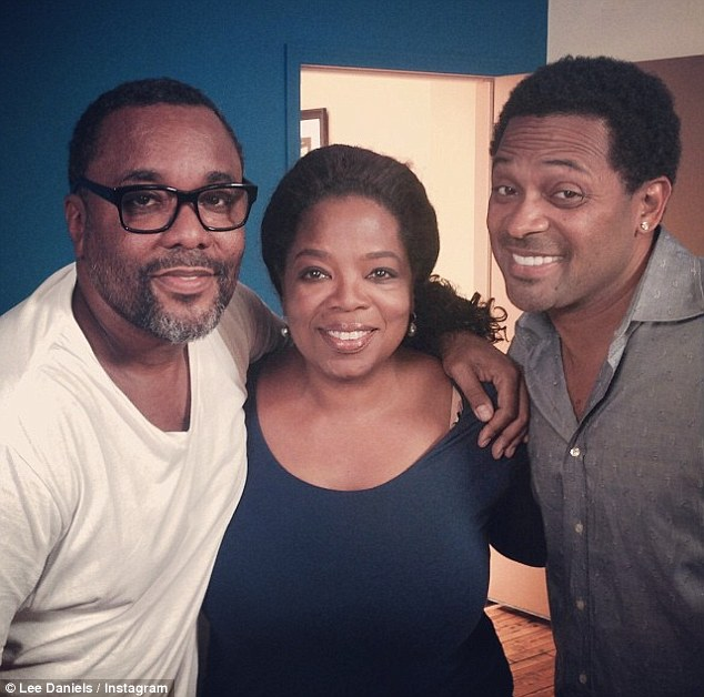 Mike Epps Oprah