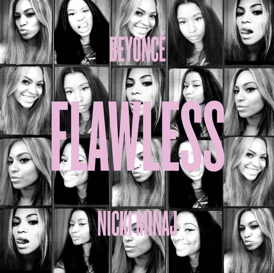 NIcki minaj beyonce flawless remix download stream soundcloud youtube audiomack elevator