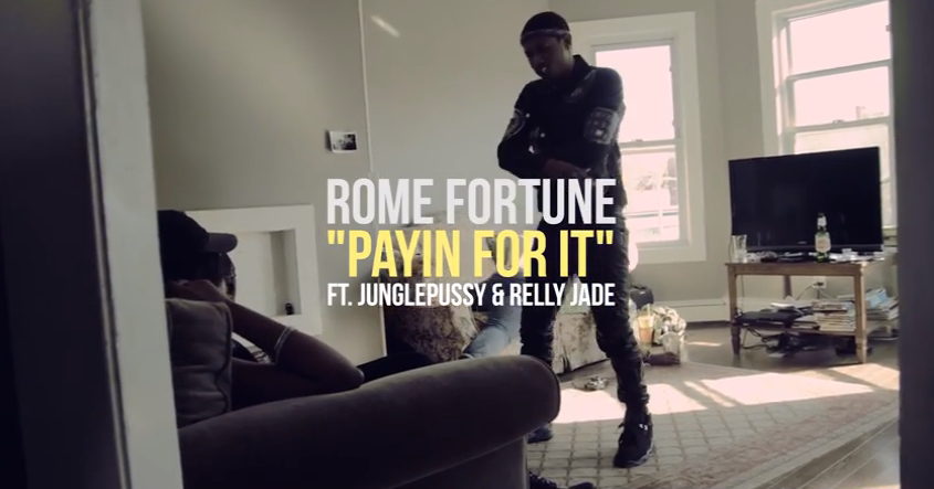 rome fortune st jungle pussy relly jade payin for it video cousin stizz goodwin