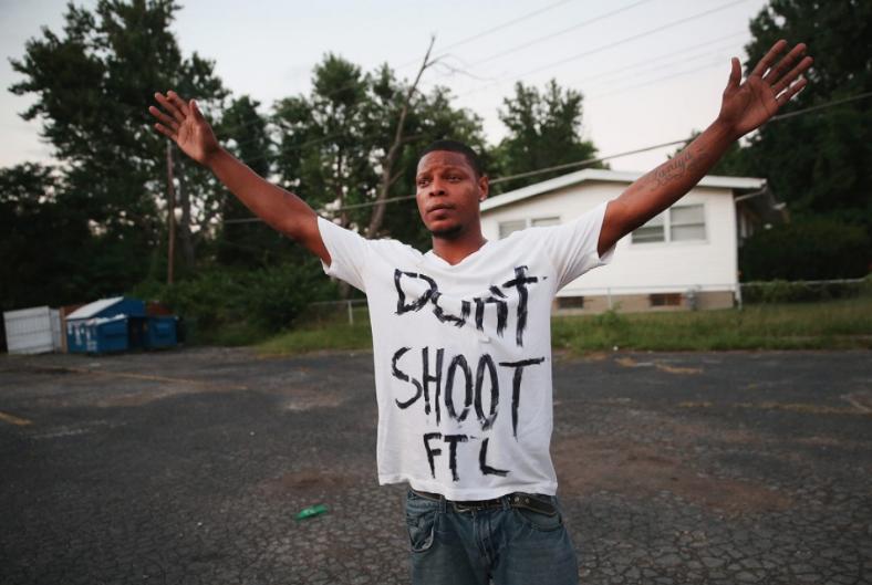 Ferguson, police brutality, young, black, unarmed, don't shoot, Jordan Davis, Ron Davis, Trayvon Martin, Sybrina Fulton