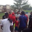 J. Cole Talib Kweli Visit Ferguson MIchael MIke Brown
