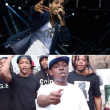 Drake brings out bobby shmurda drake vs lil wayne tour new jersey video