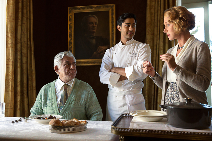 The Hundred Foot Journey movie Dreamworks