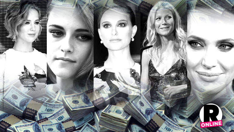 hollywood highest paid actresses pp