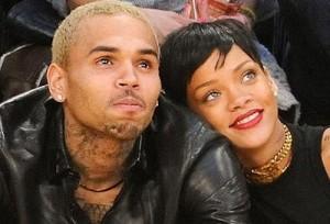 Rihanna and chris brown 2014