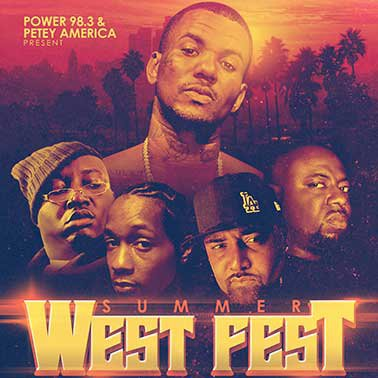 summerwestfest,phoenix,arizona,thegame,mack,wc,djquick,e ,