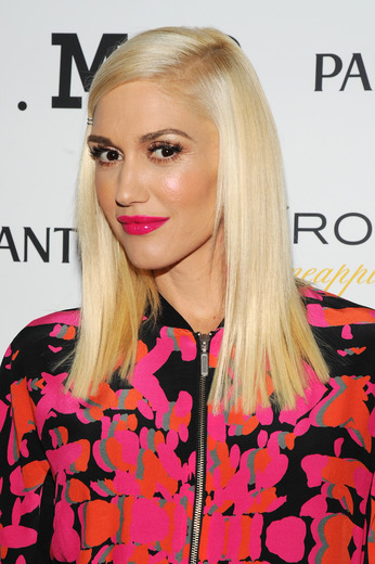 Gwen Stefani Returns To Fashion Week With L.A.M.B. Spring 2015 Presentation 590c9e9b4