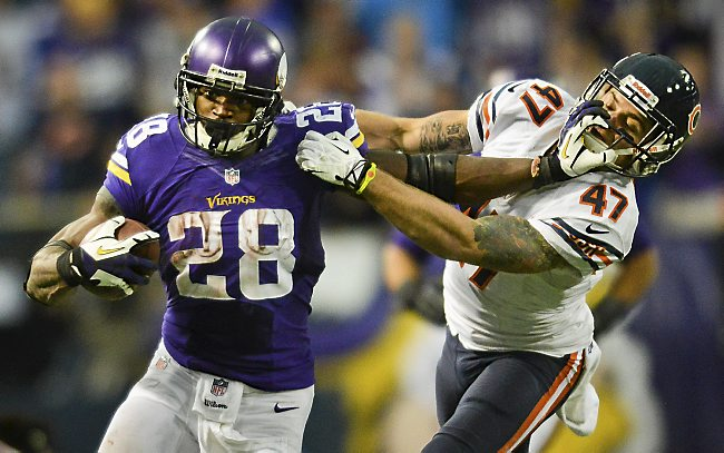 Report: Adrian Peterson Will Play On Sunday VS Saints