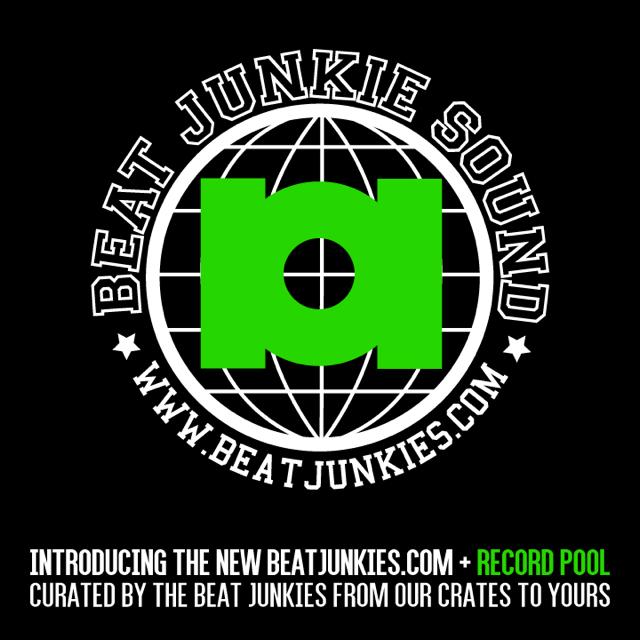 Beat junkies Record pool ad