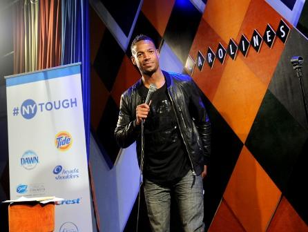NYTough Comedy Showcase Marlon Wayans