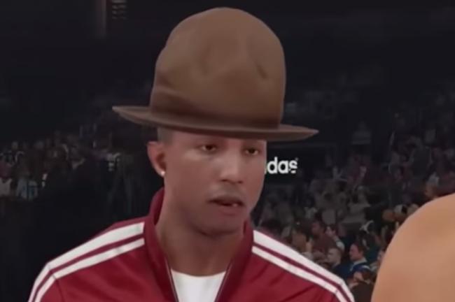 Pharrell K