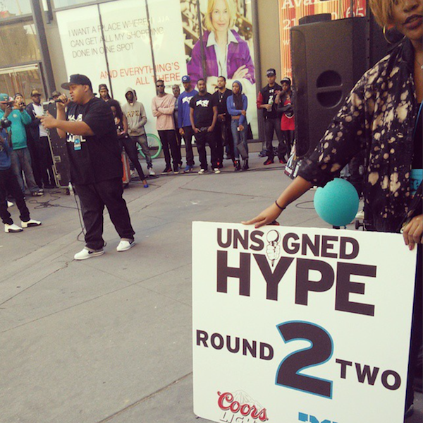 SOURCE Unsigned Hype