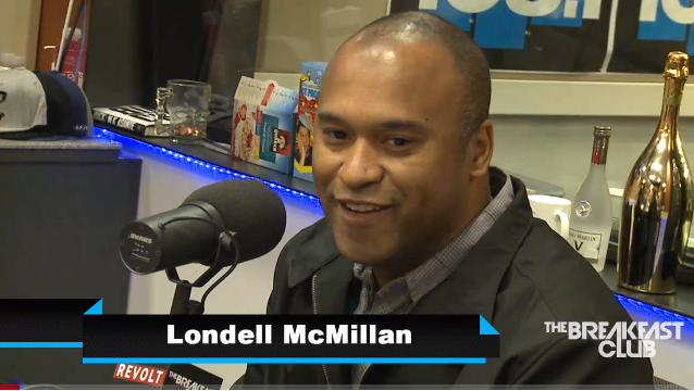 L. Londell McMillan The Breakfast Club Power 30 Source 360 Digital 30 Radio 30