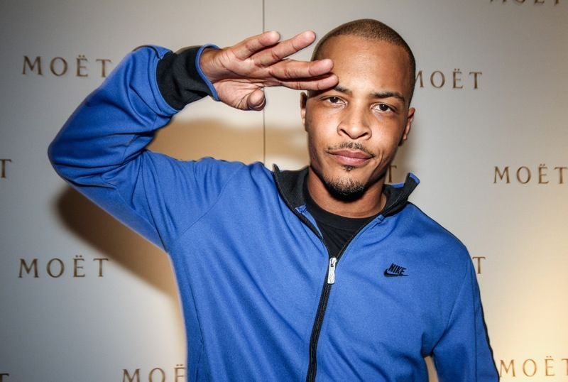 TI Arrested Outside His Gated Community