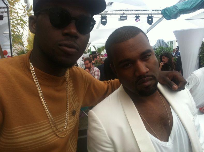 TL Kanye West