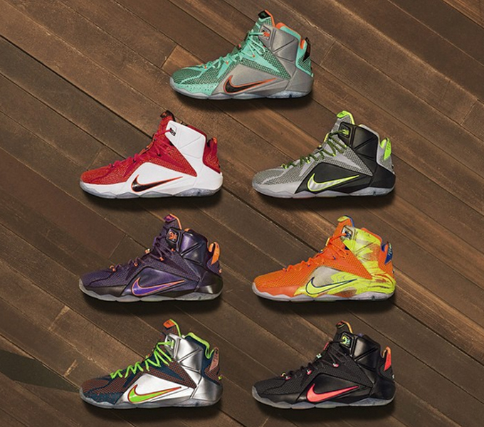 23fb461f357 LeBron James Has Officially Revealed His New Shoes