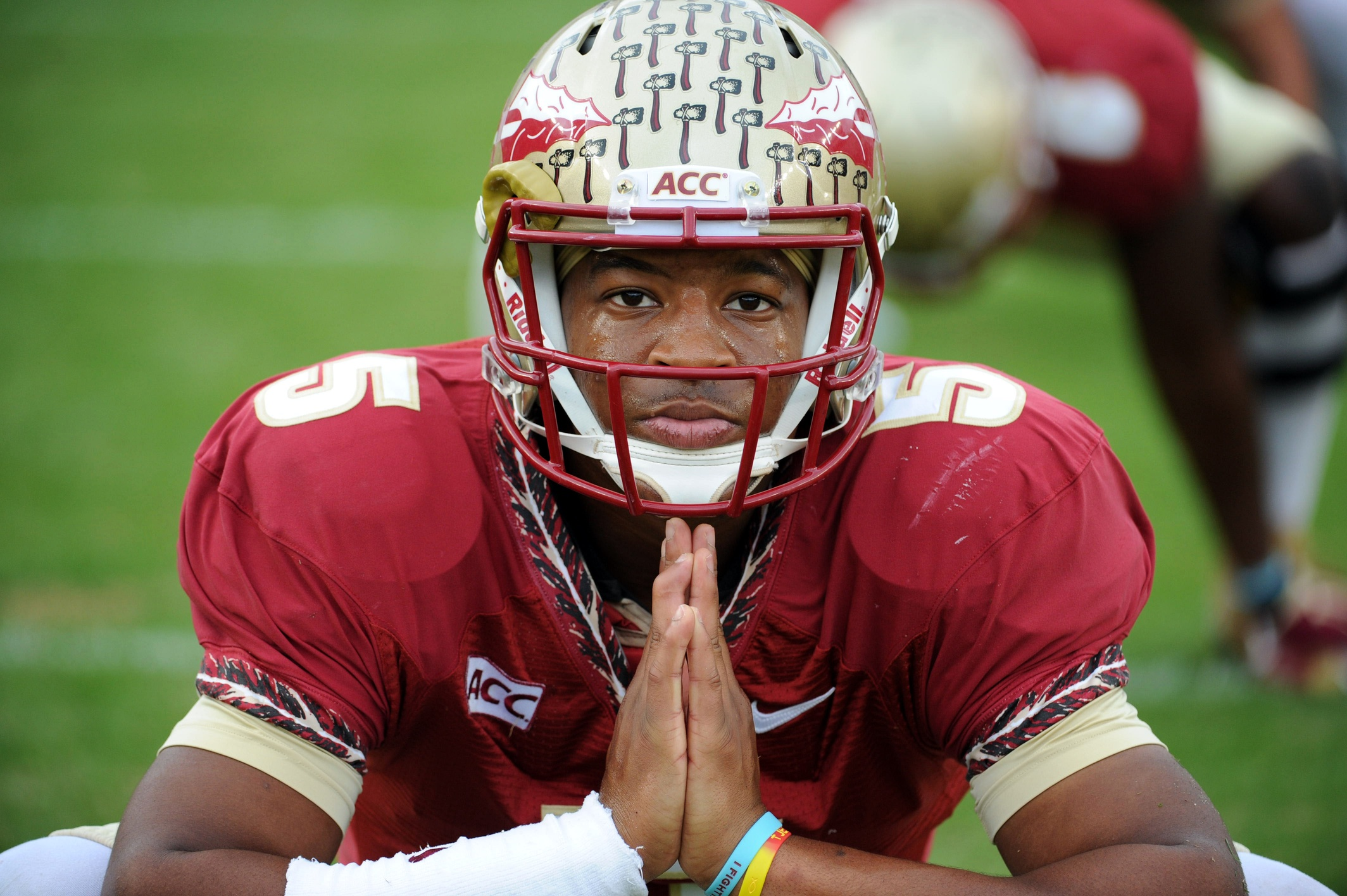 Jameis Winston Has Been Suspended For The First Half Of Fsu V