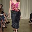 MarchesaLondon Fashion Week  Spring Summer 15 London September 2014
