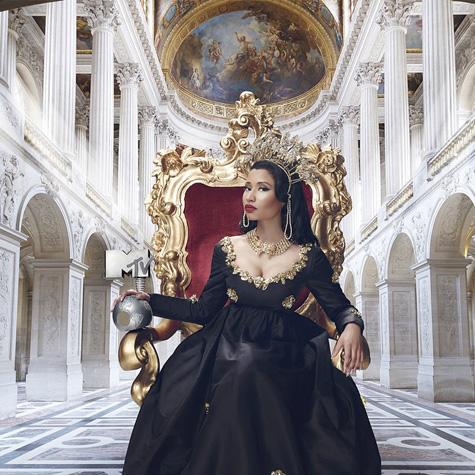 Nicki Minaj-The Source