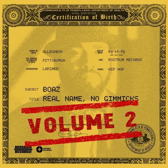 boaz real name no gimmicks vol 2 mathematics