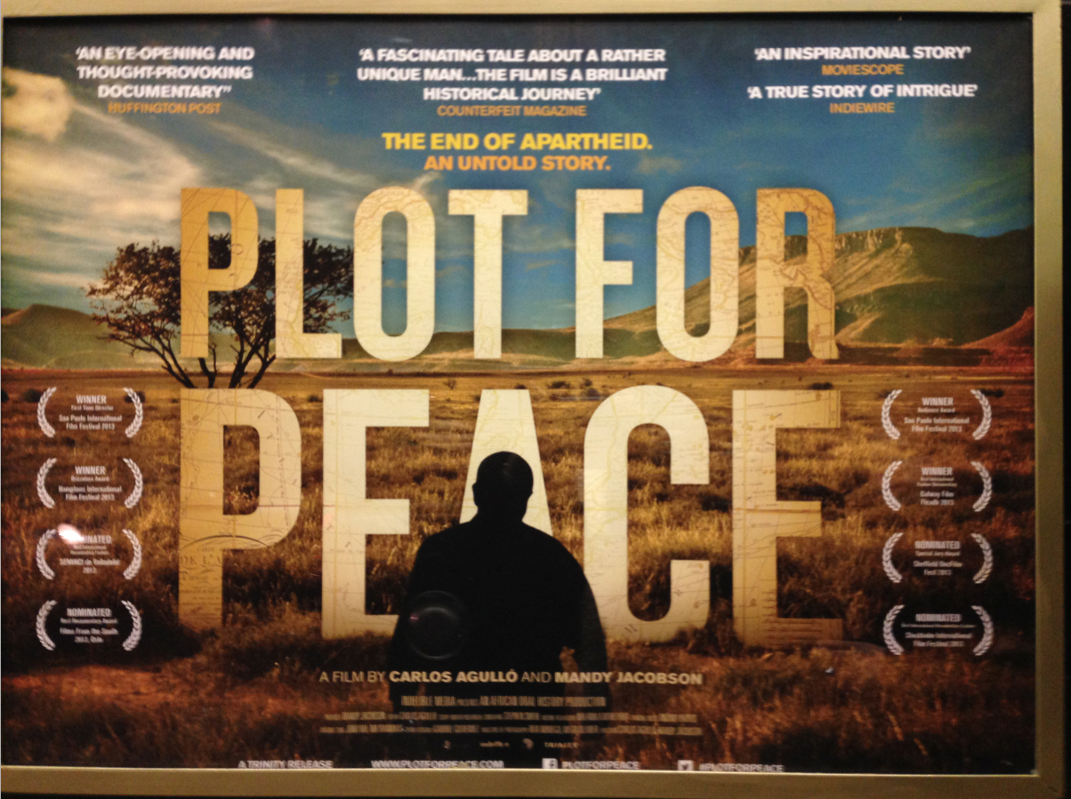 Jean-Yves Ollivier Talks New Documentary 'Plot For Peace' (The Source)